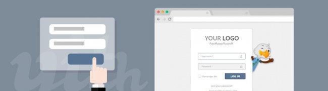 Плагин кастомизации страницы входа PluginsYITH Custom Login